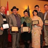 National Garden Festival wins International Garden Tourism Award