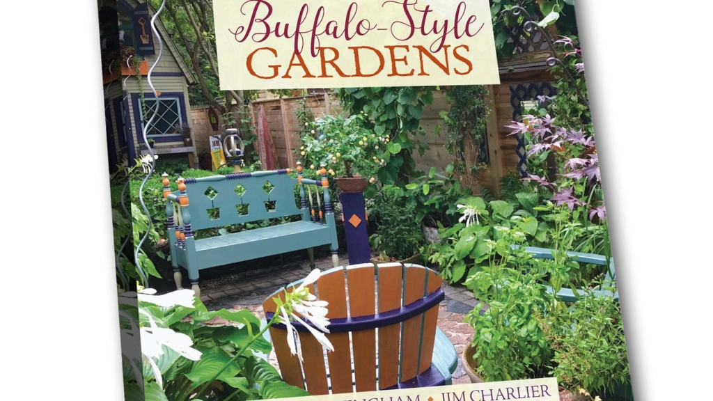 buffalo style garden book charlier cunningham st lynns press