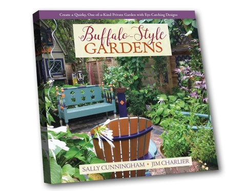 buffalo style garden book charlier cunningham st lynns press