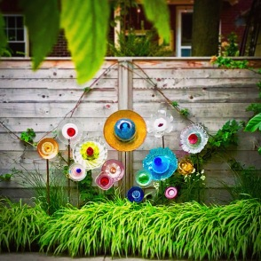 Glass Flower Collection