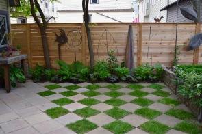 Checkerboard Garden