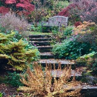 Branklyn Gardens in Perth, Scotland.