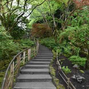 Butchart Gardens' Japanese Gardens.