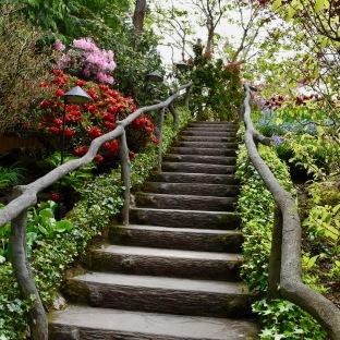 Japanese Garden, Butchart Gardens, Victoria, BC