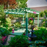 Backyard Pergola and Gazebo Ideas