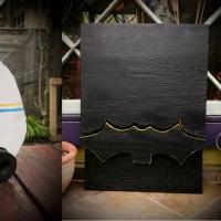 DIY Campy bat & bird houses