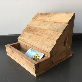 Bee Shed By Adam Kosmowski & Peter Bellanca