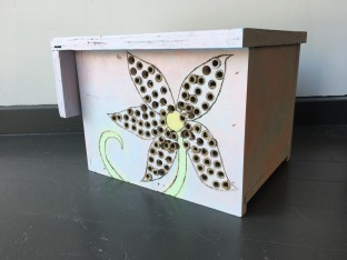 Flower Power. By Kristyn Mobb, Rebecca Chilelli, and Camryn Porter.