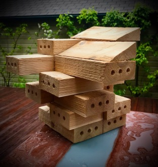 Bee Bricks. By Timm Oterson.