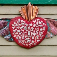 Hearty art for the garden