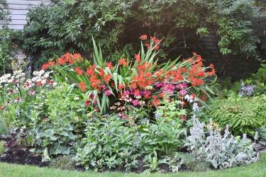 Fine gardening.