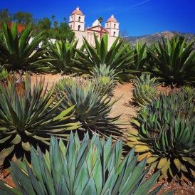 Old Mission Santa Barbara, CA