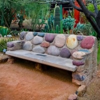 Have a seat – garden benches
