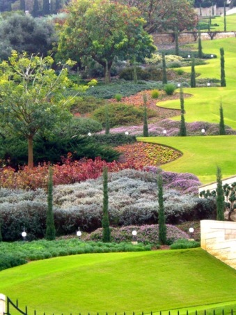 Ba'aim Gardens, Haifa, Israel